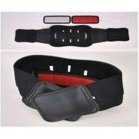 Cheap tourmaline magnet leather Back support belt ---FDA  proved for sale