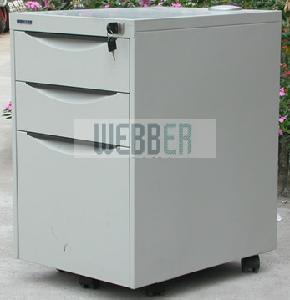 Best Metal Mobile 3-Drawer Pedestal for Office Storage wholesale