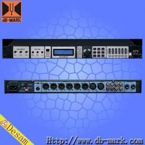 Karaoke pre-amplifier