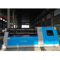 Best 2500mm Plate Bending Rolling Machine , Tank Rolling Machine 3 / 4 Roller wholesale