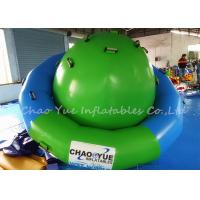 Best Business Rental 3m 0.9mm PVC Inflatable Water Sports Durable Water Spinner Toy wholesale