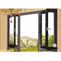 Best Aluminium Fixed And Awning Windows And Casement Doors With Stainless steel 304# Flyscreen wholesale