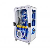 China Single Player Toys Claw Machine , Coin Operated Crane Vending Machine on sale
