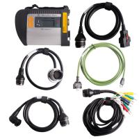 MB SD Connect Compact 4 Star Diagnosis with multi-language Auto Diagnostics Tools