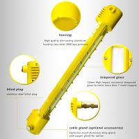 Best IP67 40w offshore oil rig Explosion Proof LED Flood Light , safety industrial pendant lighting wholesale
