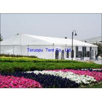 Best Aluminum Structure Exhibition Canopy Tent Double PVC Coated Cover High Strength wholesale
