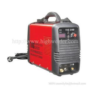 Inverter DC Mosfet TIG Welder/TIG Welding Machine with digital display-TIG-200(B22)
