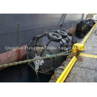 Best Pneumatic Rope Type Marine Dock Rubber Bumpers Fenders On The Shipboard For Berthing wholesale