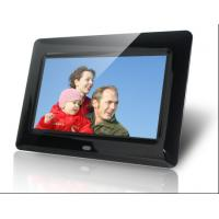 Best Wireless HD 7 inch Photo Digital Frame , Electrical Photo Frame with SD Slot / USB Host wholesale