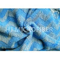 China Jacquard Weave Style Twist Pile Microfiber Fabric For Mop Pads , Microfiber Cloths on sale