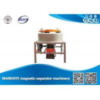 Best Kaolin Beneficiation Dry Drum Type Magnetic Separator Machine Low Noise wholesale