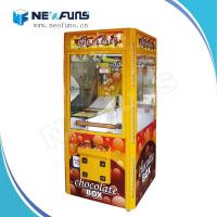 Best Chocolate Crane Machine NF-P31, Hot Sell Candy Machine Vending,Vending Machine For Sale wholesale