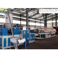Best 450 KW Plastic Pipe Extruder Machine , Large Diameter HDPE Pipe Extrusion Machine wholesale