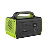 China Over Heat Protection 500w Portable Power Station For Emergency Business Travel on sale