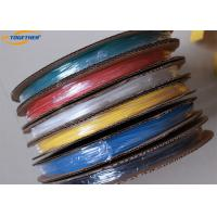 Cheap Colourful Ultra Thin Wall Heat Shrink Tubing - 55 - 125℃ Operating UTDRS for sale