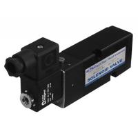 Best Black Pneumatic Solenoid Valve 24vdc Short Lead Time With Plate Type wholesale