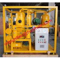 China Used Transformer Oil Regeneration System with fuller's earth, Transformer Oil Recycling Plant on sale