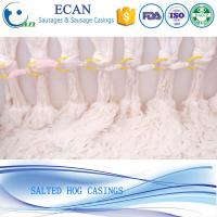 Best Low Price Proper Manufacture of Natural Hog Casings from Animal Intestines Sausage Casings wholesale