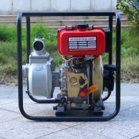 China 4 Inch type diesel agricultural irrigation Water Pump , diesel powered water pump on sale