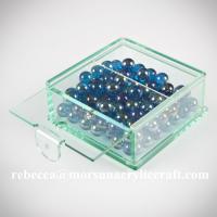 Best Customized clear plexiglass storage box hot selling acrylic candy  display box wholesale
