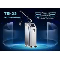 Best 10600nm Co2 Fractional Laser Machine For Scars / Stretch Marks Removal Vaginal Tightening wholesale