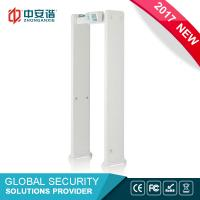 Best Airport Security Door Frame Metal Detector Walk Through Tnc Male Megaphone wholesale