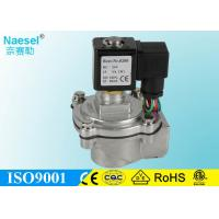 Best 1 Inch / 2 Inch Electric Water Valve , Automatic High Flow Solenoid Valve wholesale