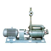 Buy cheap 2SK Type Two Stage Liquid Ring Vacuum Pump 380V/440V 1460rpm Rotary Speed from wholesalers