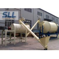 Full Automatic Dry Mortar Mixer Machine For Cement / Sand CE / ISO Approved