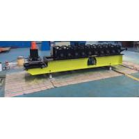 Best Metal Frame Stamping Rolling Shutter Door Frame Roll Forming Machine 0.3 - 0.7mm Thick wholesale