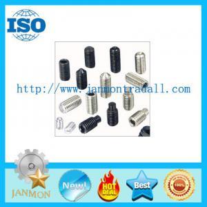 Best Stainless Steel Set Screw,Zinc set screw,Steel set screw,Hex socket set screw,ss304 set screw,black set screw,set screw wholesale