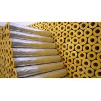 China Heat-Insulation Glass Wool Pipe/Roll/Board/Felt on sale