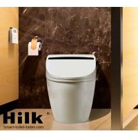 Best HM800 Elite Washdown automatic cleaning Smart lavatory nightstool with standing floor mounted wholesale