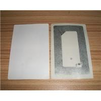 Cheap Printable RFID Adhesive paper tag/HF Stickers paper electronic tag/Self-adhesive paper tag for sale