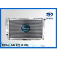 Best Full Aluminum Ford Cougar Radiator XR7 26AT DPI556 Efficient Engine Cooling FO1003 wholesale
