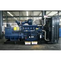China 8KVA - 2000kVA Perkins Diesel Generator Powered Electric Start With Battery on sale