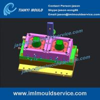 China thin wall ice cream box mould systems, thin wall packaging plastic boxes mould tooling on sale