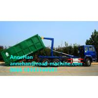 Buy cheap SINOTRUK 30T Hork Arm Garbage Truck Collection Trash Compactor Truck Euro2 336hp 10Tires from wholesalers