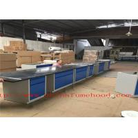 Best Manufacturer Direct Lab Table / Lab Workbench Furniture / Steel Laboratory Casework wholesale