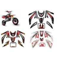 China Dirt Bike Decal (HX-DD-02) on sale