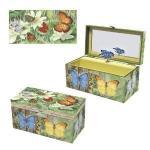 Best 2013 cretive gift,Butterflies Music Box wholesale