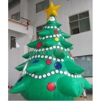 China Inflatable Palm Tree Lighting , Christmas Tree For Decoration on sale