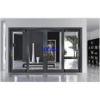Best Easy Maintenance Aluminium Folding Sliding Doors , Eco Friendly Aluminium Entrance Doors wholesale