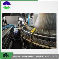 Buy cheap Recycled PP / Virgin PP Material Woven Geotextile Fabric For Separation 580g product