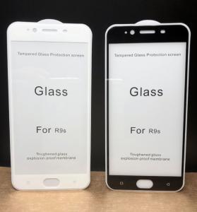 China Color Black and White Full Glue Tempered glass phone film for Xiaomi phones Mi8 Mi8 SE Mi6 Mi5x Redmi6 Redmi6A on sale