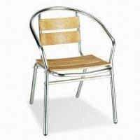 China Aluminum Chair with Tube Size of 25 x 1.2mm on sale
