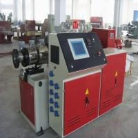 Best Plastic And Wood Profile Extrusion Machine / Double Screw Extruder wholesale