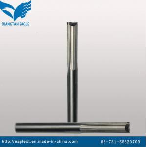 Best Long Cel Double Straight Flutes Milling Cutter Bits wholesale