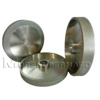 China Electroplated diamond & CBN grinding wheel on sale