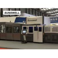 Best Sunswell 3 In 1 Blowing Filling Capping Combiblock For  PET Bottles Water wholesale